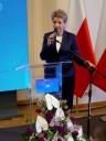 Pani Alina Nowak Podsekretarz Stanu w Ministerstwie Rodziny, Pracy i Polityki Społecznej