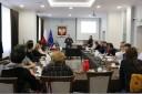 Spotkanie informujące o możliwości ubiegania się w 2020 roku o środki z Krajowego Funduszu Szkoleniowego - Uczestnicy w dniu 05.02.2020 r.
